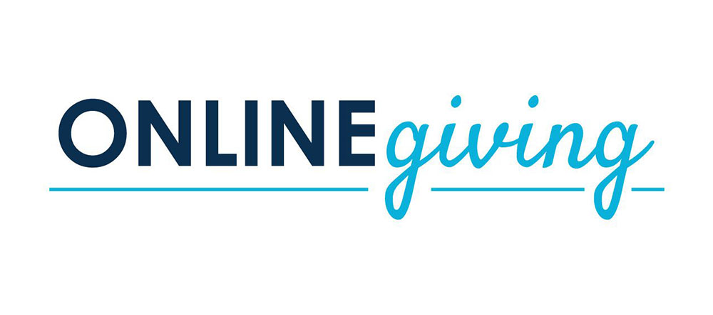 Online Giving text